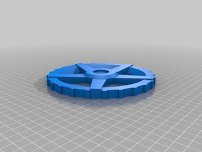 Wheel for grass and offroad terrain