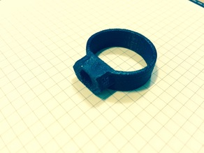 Hex bit ring 24mm useful jewellery