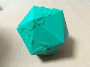 icosahedron earth