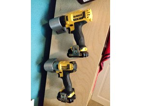 Drill Driver Wall Mount