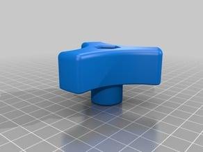 Ergonomic Lawnmower Handle Bar Tensioner (M8)