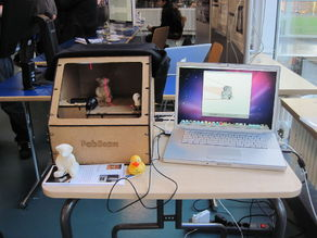 FabScan 3D Scanner