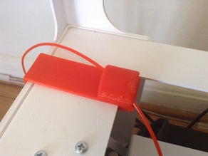 Printrbot Play filament guide