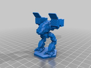 Things - mechwarrior and all things mech - Groups - Thingiverse