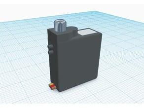 DS35 Digital Sub-Micro Servo - E-Flite
