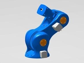 Printable Robot Arm