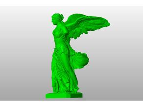 Winged Venus prepared for D7