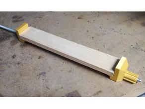 Easy Adjust Bar Clamp M12 threaded rod