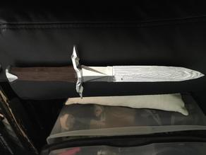 Iron dagger (skyrim)