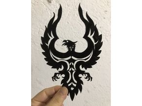 Phoenix  Wall art / Decoration