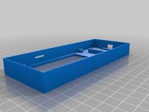 "Nextion 3.5"" Display Wemos D1 mini ESP8266 case"