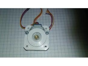 Cap for Nema 17 Adapter