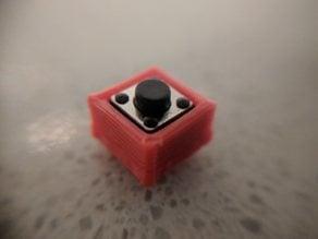 5mm Button Holder / Enclosure Part