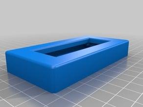 Temperature sensor box