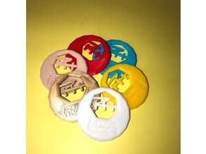 Z33D Maker Coin (Z-Three Three-D)