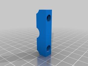 Hypercube Evolution Pulley Mount 10mm Rod for Insert