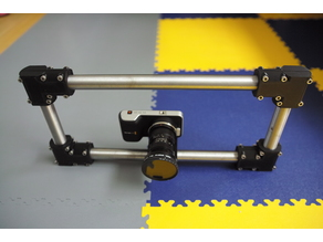 Tube Connection - Tube Based Camera Rig