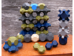 A Packing of Polyhedra