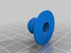 Bottlecap to hose 10mm
