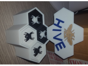 Hive Game expansion Box