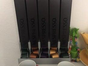 Nespresso cup dispenser / Nespresso Kapselspender