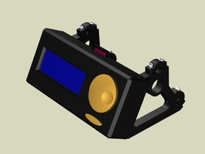 Controller with LCD and SD card - V2