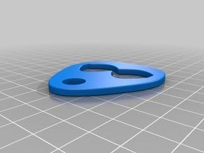 finger key hanger
