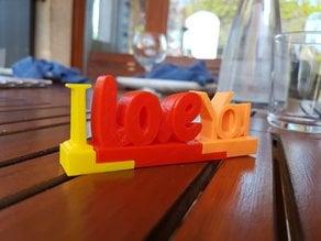 Lego Word (custom)