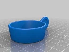 Paper espresso cup holder paper cup holder hot liquid