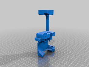 Prusa i3 MK3 Flexion for E3D Mount v1.1