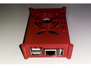 Orange PI PC and PC+ case