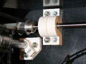 CTC Y-Axis bearing block