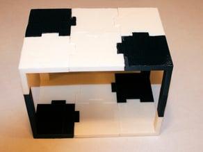 Thaed's Desk Shelf