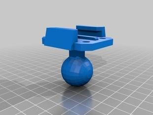 GoPro RAM mount