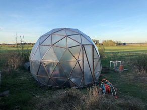 Geodesic Dome Connector - Bogdan style