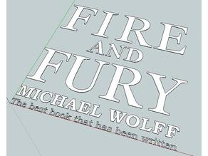 Logo Fire and Fury