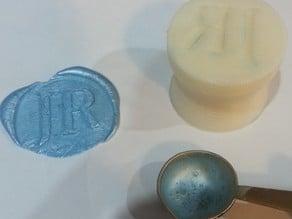 Mini Wax Seal
