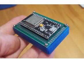 ESP32 4x6cm PCB mount