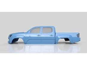 Toyota Tacoma/Taco V3 (Scale sizing)
