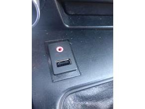 adapter toyota dashboard
