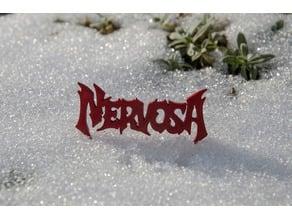 Nervosa [logo]