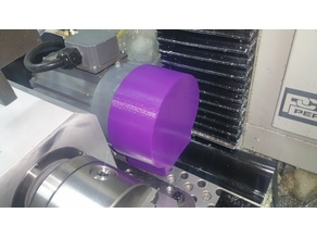 Tormach RapidTurn Motor Cover