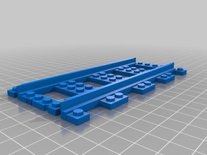 lego train drawbridge piece