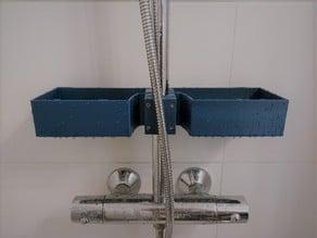 Shower Rail Caddy - Duschablage