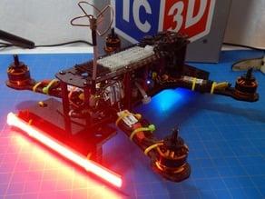 ToMa - ZMR LED Strip, bumper, landing gear [v4]