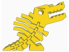 Angry Flexi Spinosaurus Remix