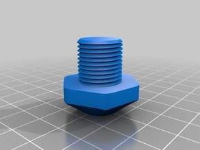 rollerskate microstopper (jam plug)