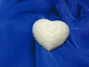 3D printable Heart
