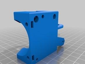 Extruder Mount BLV E3D V6 mit 12mm Loch für Näherungsschalter