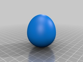 Customizable egg